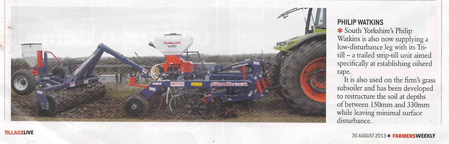 farmers weekly tillage live article