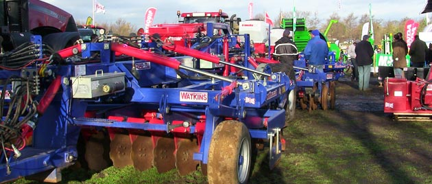 Yorkshire Agricultural Machinery Show