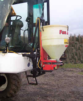 slug pellet applicator