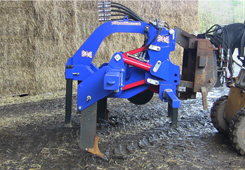 controlled traffic subsoiler